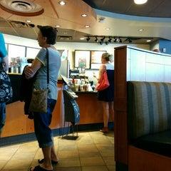 Photo taken at Starbucks by Cyndie L. on 8/4/2015