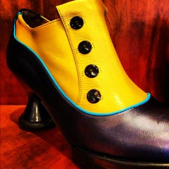 Photo taken at John Fluevog Shoes by Alexander T. on 10/13/2012