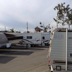 Photo taken at Cherry & Carson RV Storage by Michael S. on 1/21/2014