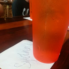 Photo taken at Hooters by Tori M. on 7/19/2014