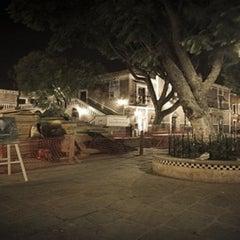 Photo taken at Barrio del Artista by Armando P. on 3/13/2013