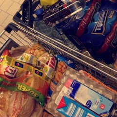 Photo taken at Kaufland by Andra M. on 6/28/2015
