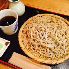 Photo taken at 手打蕎麦 松永 by Akira O. on 3/24/2016