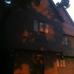 Photo taken at Witch House by Jason F. on 7/30/2012