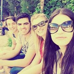 Photo taken at Antalya Gazi Anadolu Lisesi by Gul A. on 6/14/2015