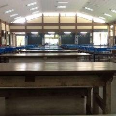 Photo taken at Humanities Canteen by Petsuya P. on 12/19/2014