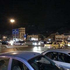 Photo taken at Waha Circle | دوار الواحة by Saadi S. on 2/18/2013