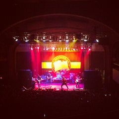 Photo taken at Newport Music Hall by Alissa B. on 10/15/2012