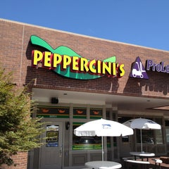Photo taken at Peppercini's by Joey D. on 8/6/2013