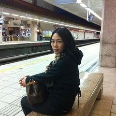 Photo taken at 捷運忠義站 MRT Zhongyi Station by James C. on 2/8/2013