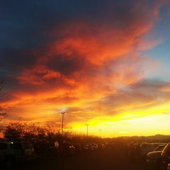 Photo taken at Camelback Ranch - Glendale by Melissa L. on 3/16/2013