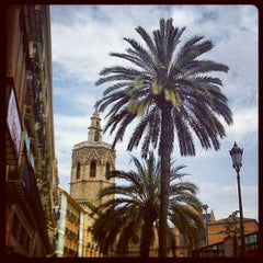 Photo taken at Plaça de la Reina by José Luis V. on 11/30/2012