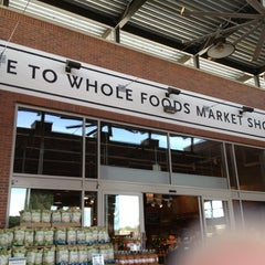 Photo taken at Whole Foods Market by Angela L. on 1/5/2013