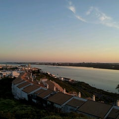 Photo taken at Hotel Parador de Ayamonte by Lileth H. on 4/13/2013