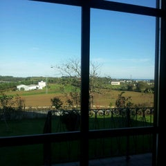 Photo taken at Hotel Rural Suquin by Marina V. on 10/29/2012