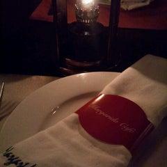 Photo taken at Margarida Cafe by Eli S. on 12/11/2012