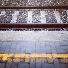 Photo taken at Stazione Rovigo by Siro D. on 10/8/2012