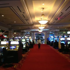 Photo taken at Dover Downs Hotel & Casino by Sean H. on 12/29/2012