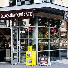 Photo taken at Black Diamond Cafe by Black Diamond Cafe on 1/29/2014