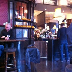 Photo taken at The North London Tavern by Captain A. on 11/18/2012
