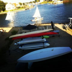 Photo taken at Dinghy Shop by Michael D. on 8/19/2014
