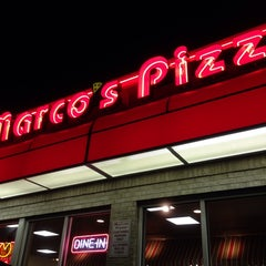 Photo taken at Marco's Pizza by Ron S. on 10/22/2014