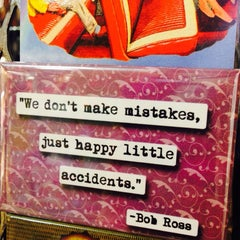 Photo taken at Boulder Bookstore by Aga W. on 3/15/2014