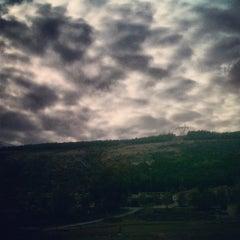 Photo taken at Çatalca by Murat T. on 10/25/2012