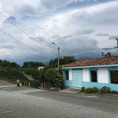 Photo taken at Recuca (Recorrido de la Cultura Cafetera) by Kane H. on 4/17/2016