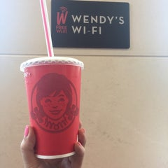 Photo taken at Wendy's by Tracy S. on 5/1/2015