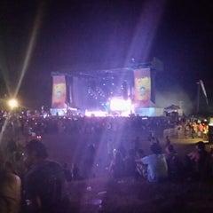 Photo taken at Somerset Amphitheater by Eric P. on 8/16/2014