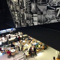 Photo taken at Espaço Itaú de Cinema by Fatima L. on 7/8/2013