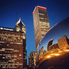 Photo taken at Millennium Park by Arno M. on 7/25/2013