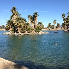 Photo taken at Encanto Park by Fernando A. on 2/16/2013