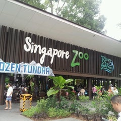 Photo taken at Singapore Zoo by Shamzzy Q. on 7/14/2013