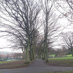 Photo taken at Meersbrook Park by Charlie A. on 12/21/2013
