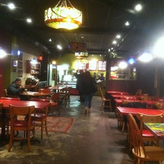 Photo taken at Phoenix Coffee by Maureen on 12/17/2012