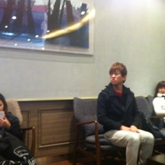 Photo taken at Hotel Skypark Myeongdong I by Helen wong on 11/17/2012