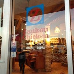 Photo taken at Zankou Chicken by Bob G. on 11/5/2012
