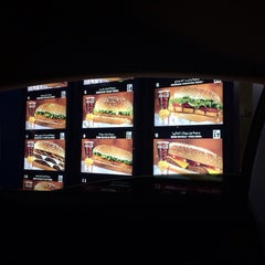 Photo taken at Burger King by Ms. A. on 1/3/2014