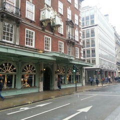 Photo taken at Fortnum & Mason by Ms. A. on 3/25/2013