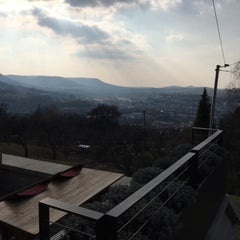Photo taken at Waldcafe by Nicole W. on 3/13/2015
