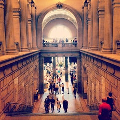 Photo taken at The Metropolitan Museum of Art by Jessica O. on 7/7/2013