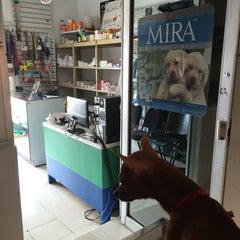 Photo taken at Farmacia Veterinaria El Ejido by Porfi J. on 3/21/2015