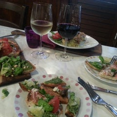 Photo taken at Bruschetteria antipasti and aperitivo bar by Deanna H. on 6/10/2014