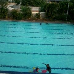 Photo taken at Kedoya Garden Sports Club by wahyu s. on 5/9/2014