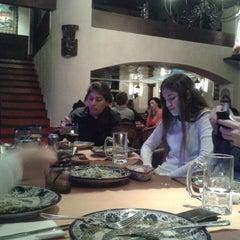 Photo taken at Restaurant & Lounge Los Azulejos by Görkem T. on 4/29/2013