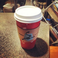 Photo taken at Caribou Coffee by Blake W. on 11/19/2012