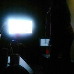 Photo taken at Song Box Karaoke by Wahida W. on 3/21/2015