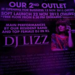 Photo taken at studio lounge by giBBs0n f. on 11/12/2012